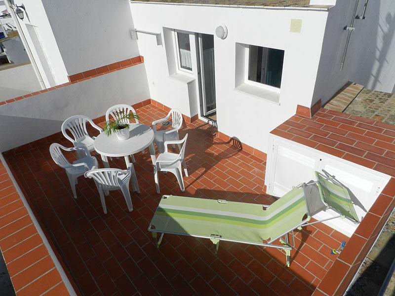 apartamento con terraza apartamentos calle alta